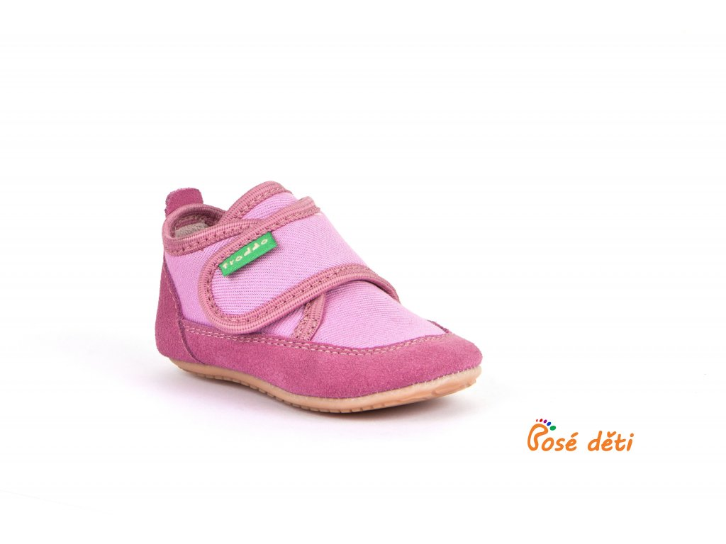 Froddo Slippers Pink