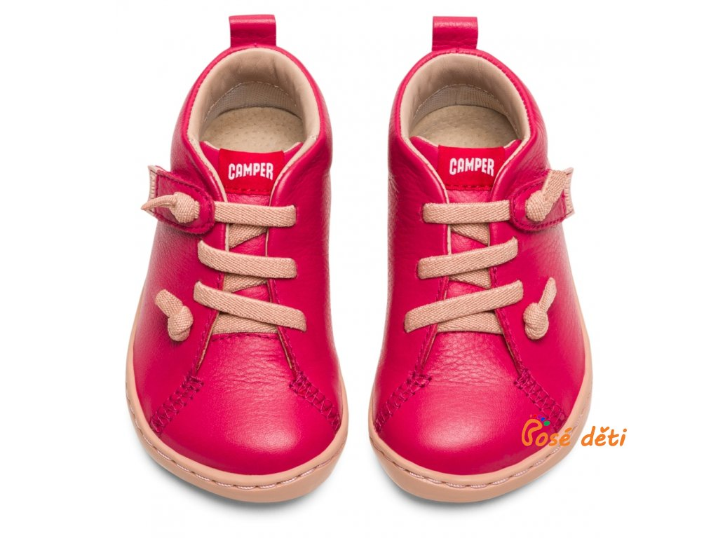 Camper Peu Cami First Walker Pink