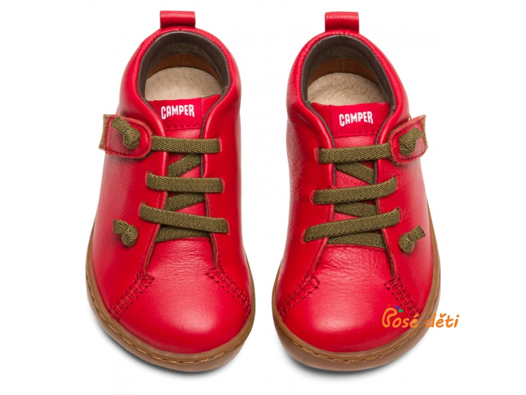 Camper Peu Cami First Walker Red