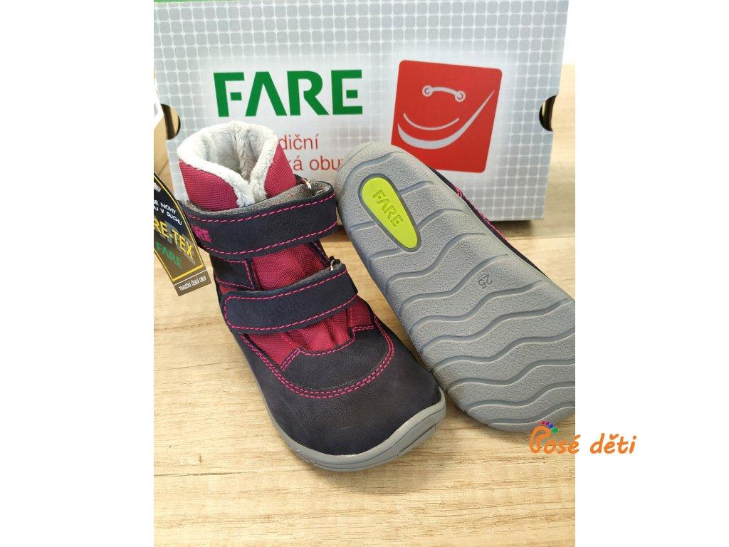 Fare Bare 5141291 - zimní s membránou