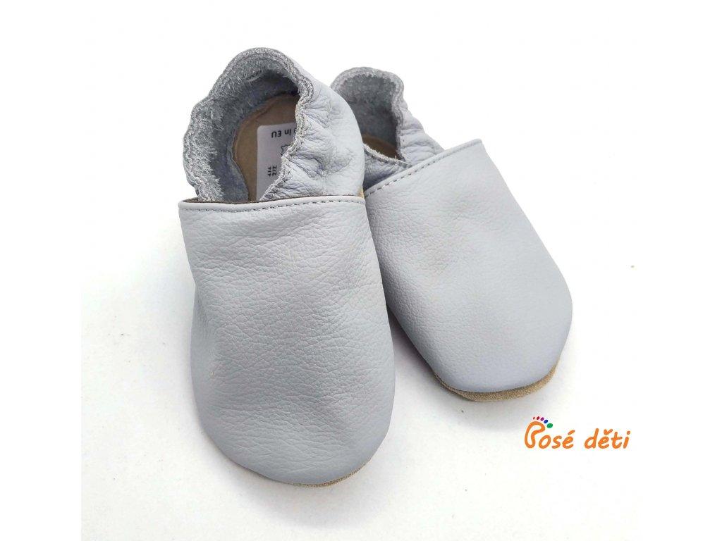 baBice barefoot - light grey