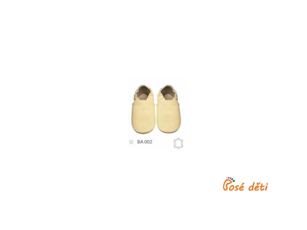 baBice barefoot - sand