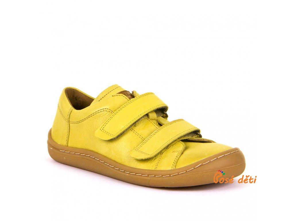 Froddo Barefoot Yellow velcro