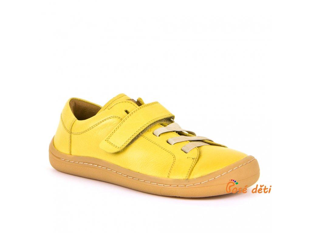 Froddo Barefoot Yellow lace