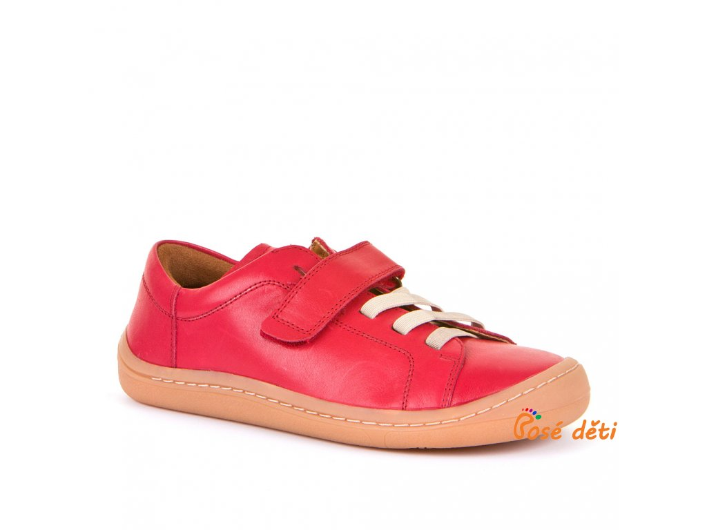 Froddo Barefoot Red lace