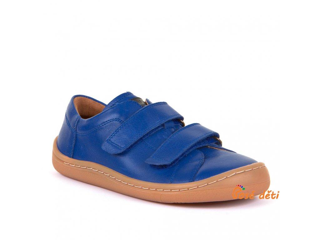 Froddo Barefoot Electric Blue velcro