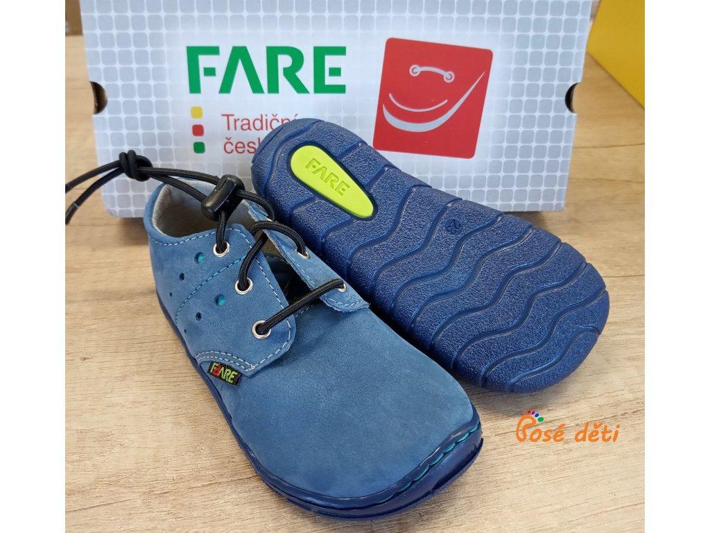 Fare Bare 5113202 - modré (tkaničky)