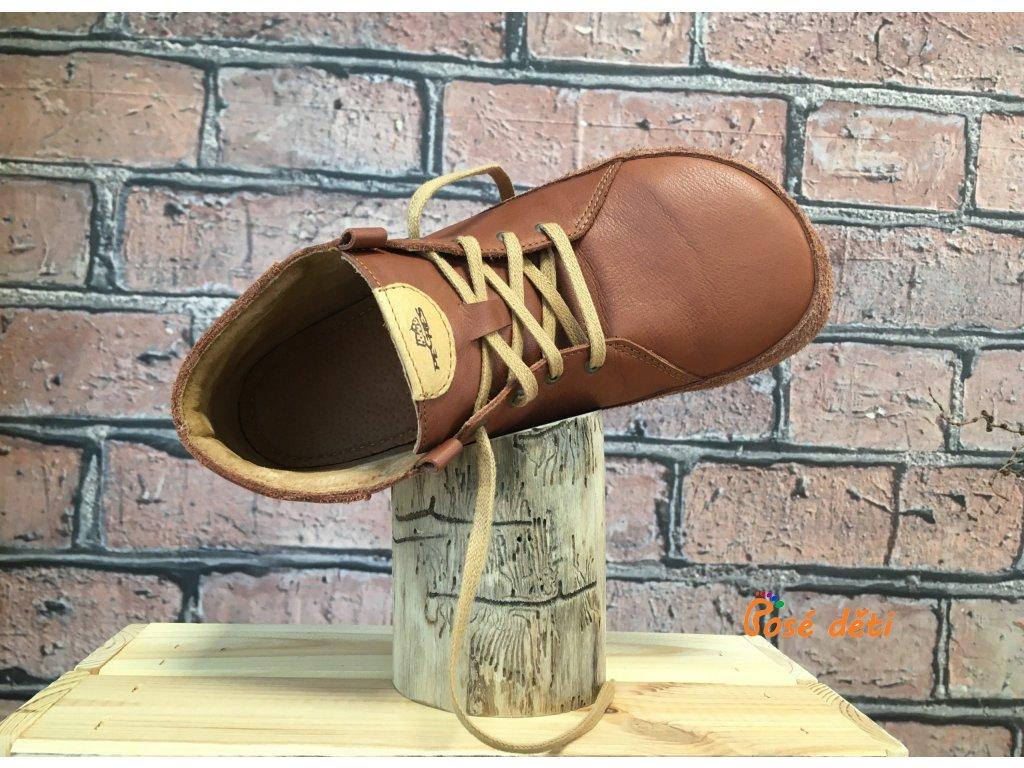 Barefoot Pegres BF5001 - hnědé