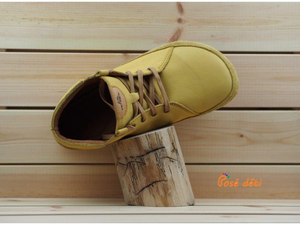 Barefoot Pegres BF5001 - žluté