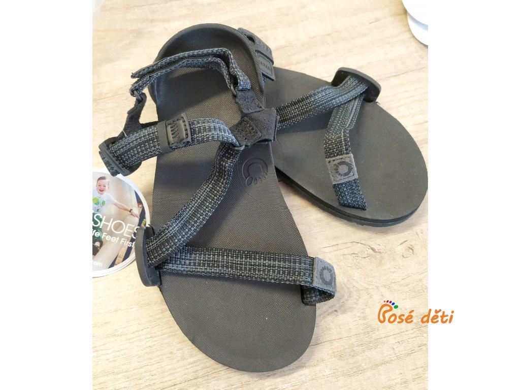 Xero Shoes Z-Trail YOUTH Multi-Black