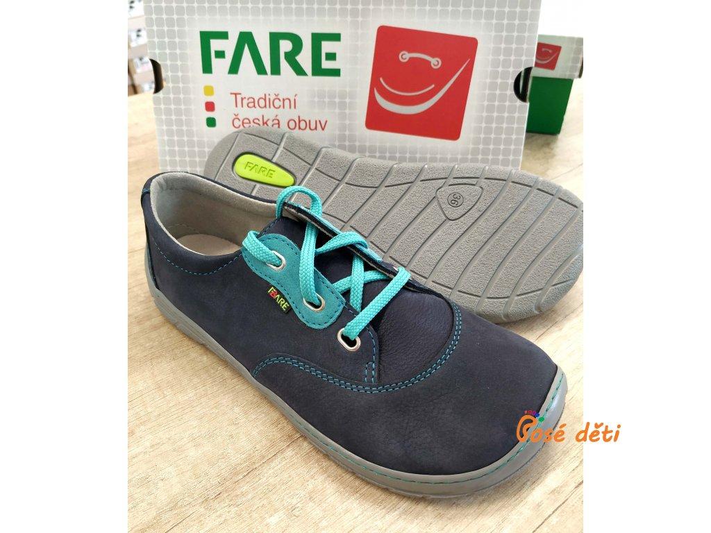 Fare Bare 5311202 - modré (tkaničky)