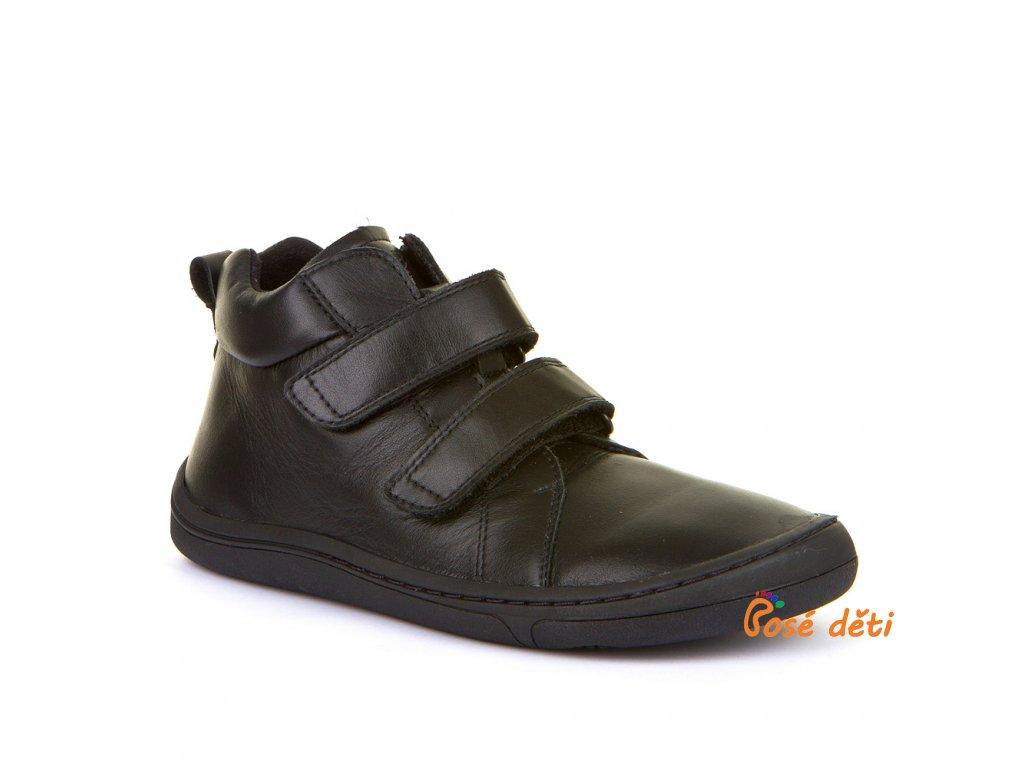 Froddo Barefoot Ankle Boot Black
