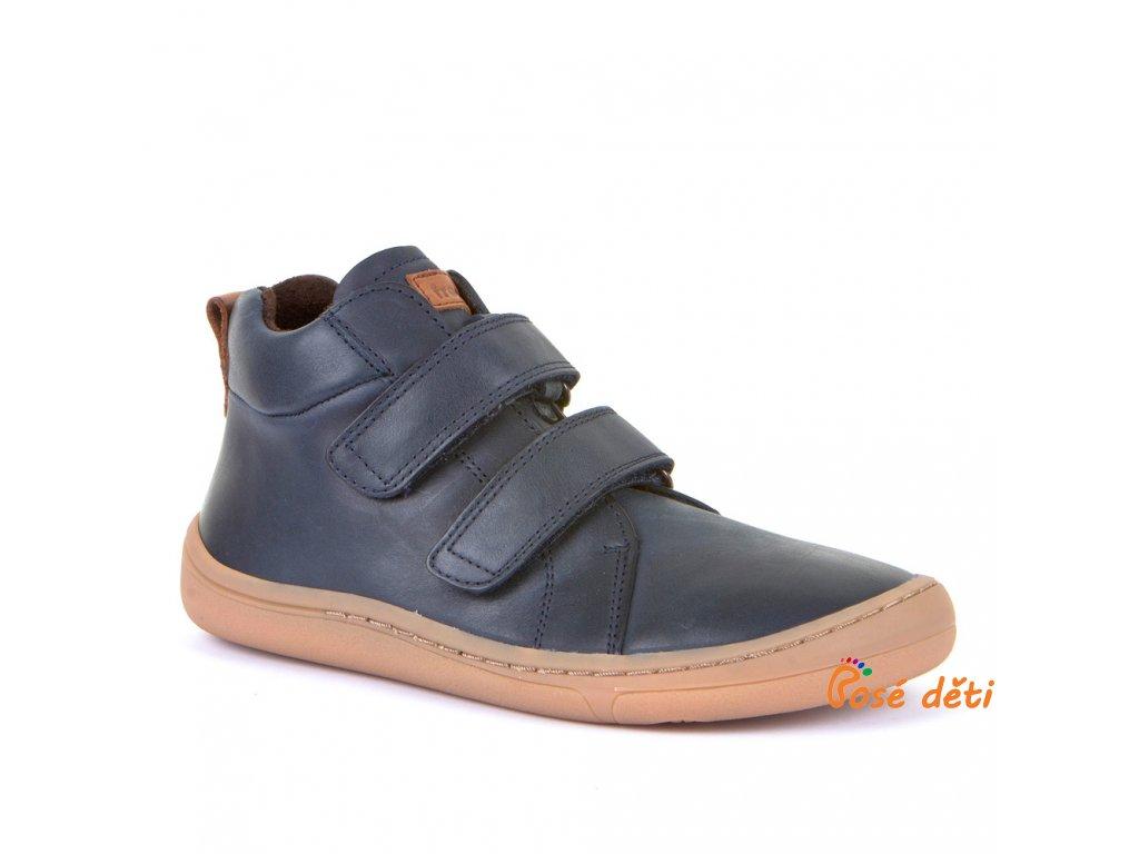 Froddo Barefoot Ankle Boot Dark Blue