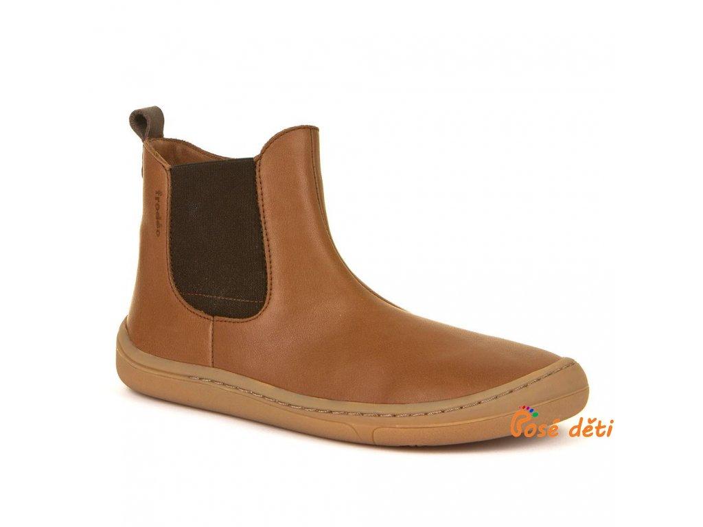 Froddo Barefoot Boot Cognac