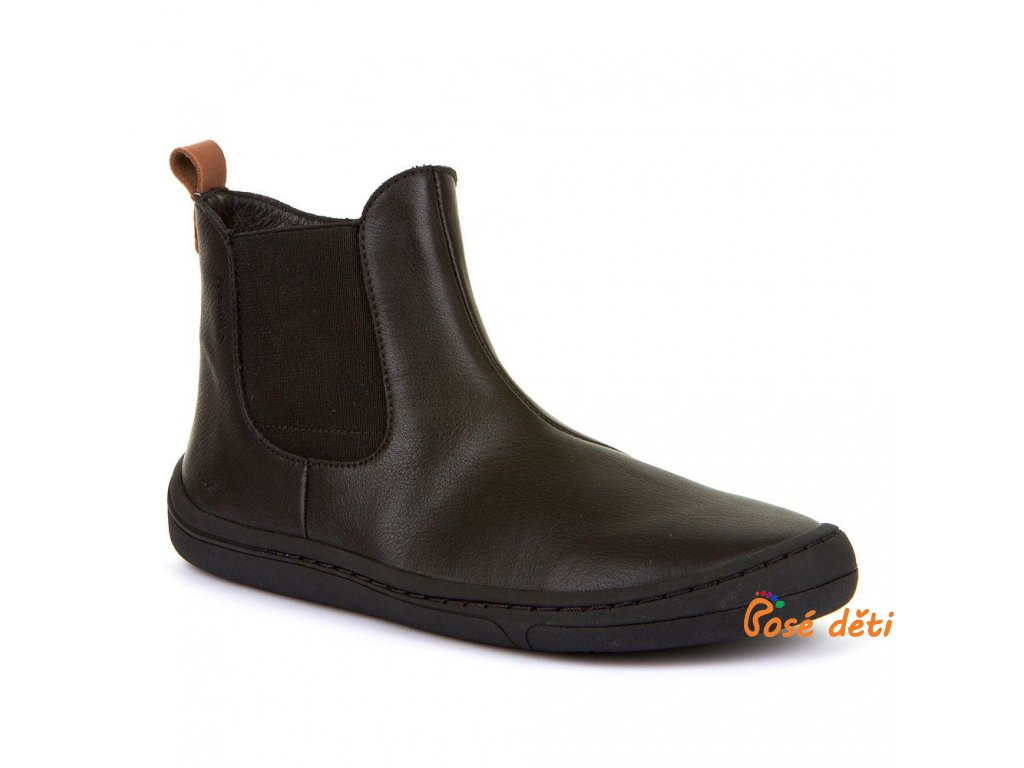 Froddo Barefoot Boot Black