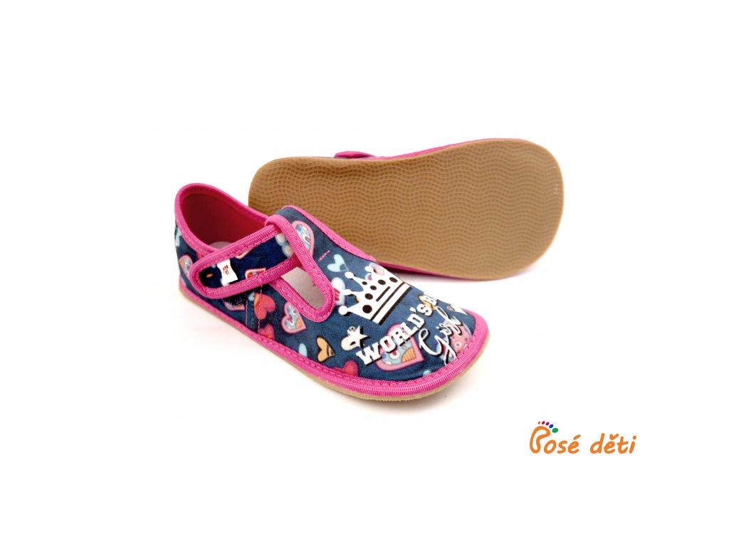 EF barefoot 395 Girl
