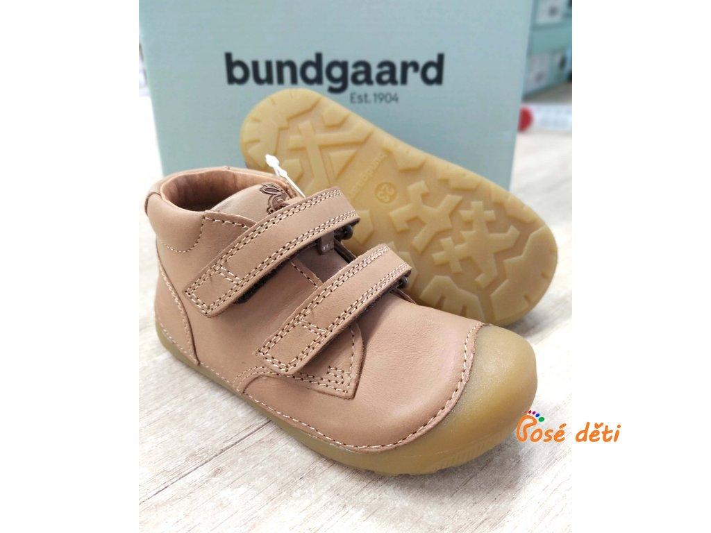 Bundgaard Petit Velcro Caramel