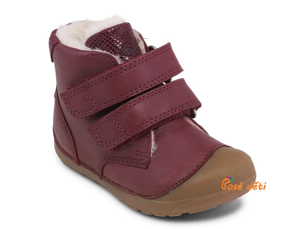 Bundgaard Petit Winter Mid Plum