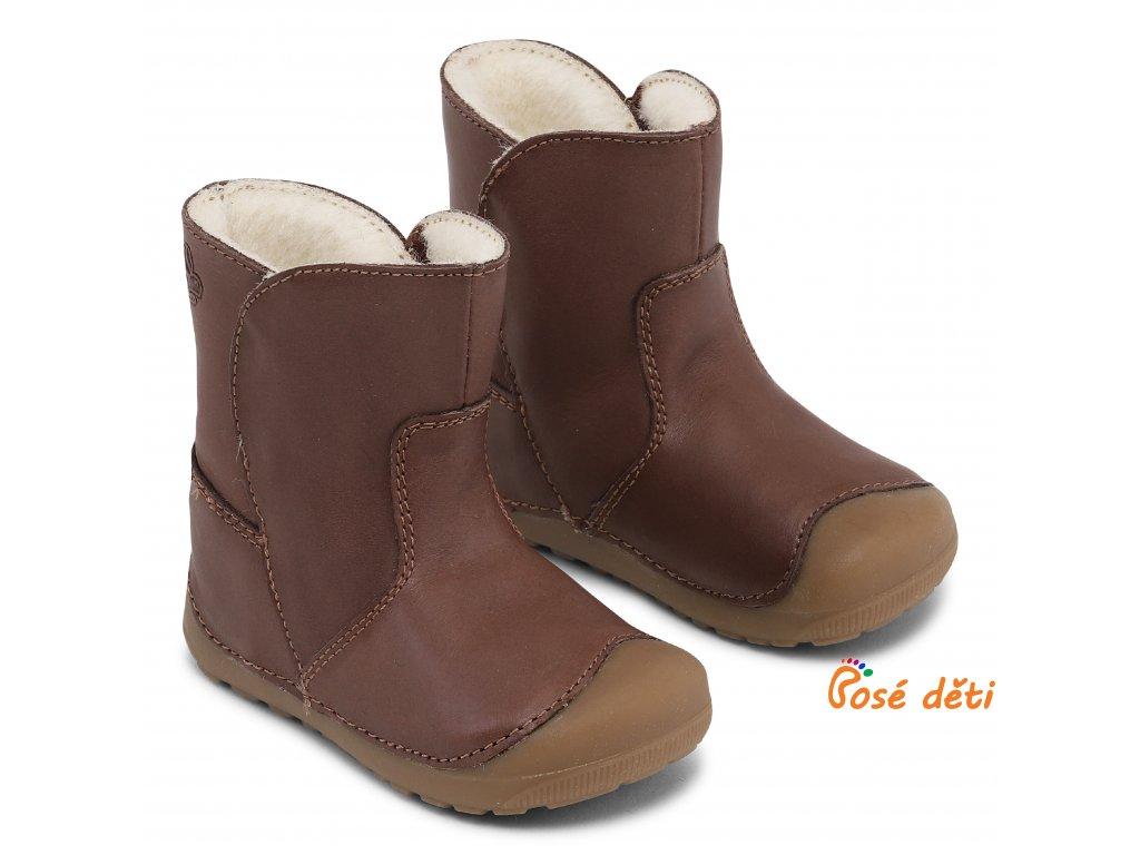 Bundgaard Petit Winter Boot Brown