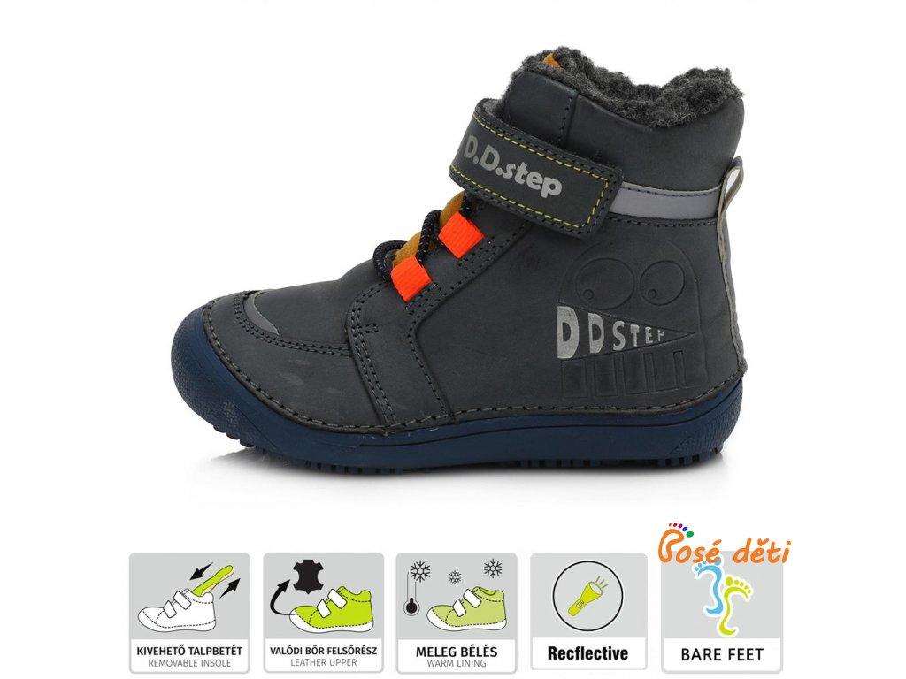 D.D.Step 063-465A Grey