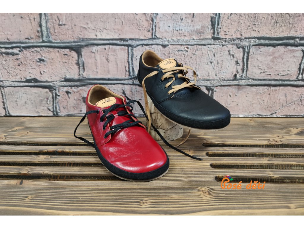 Barefoot Pegres BF71 - červené