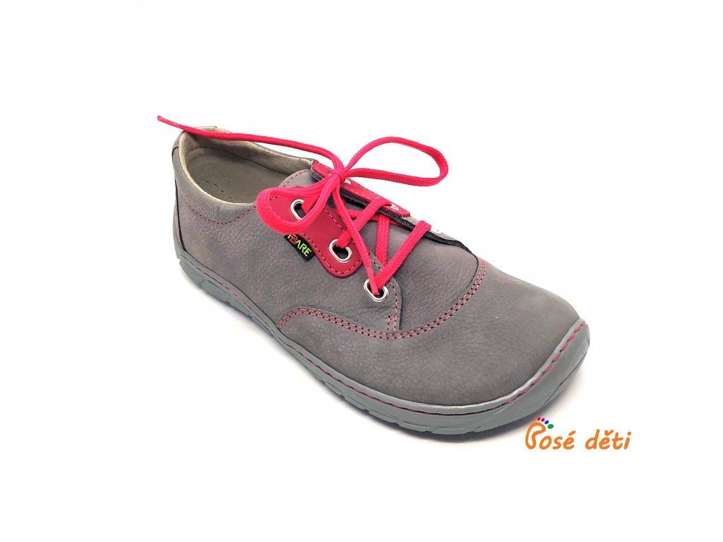 Fare Bare 5311261 - šedé (tkaničky)