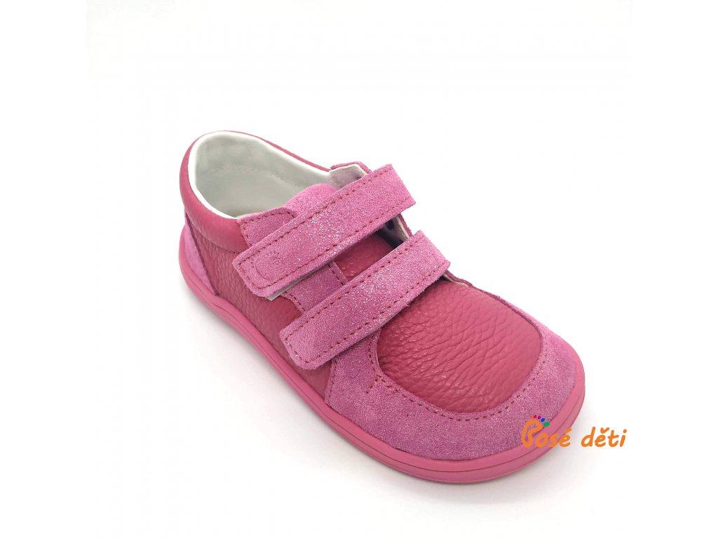 Baby Bare Shoes - FEBO Youth Fuchsia