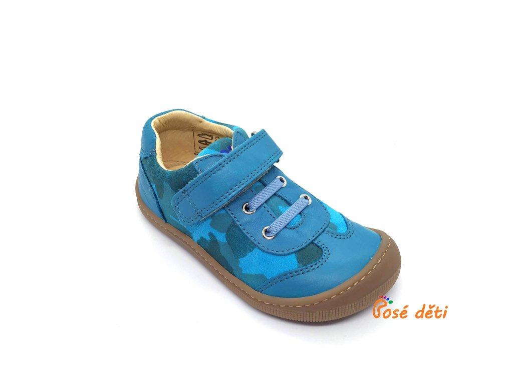 Koel4kids Bernardinho/Bernardo laces Turquoise