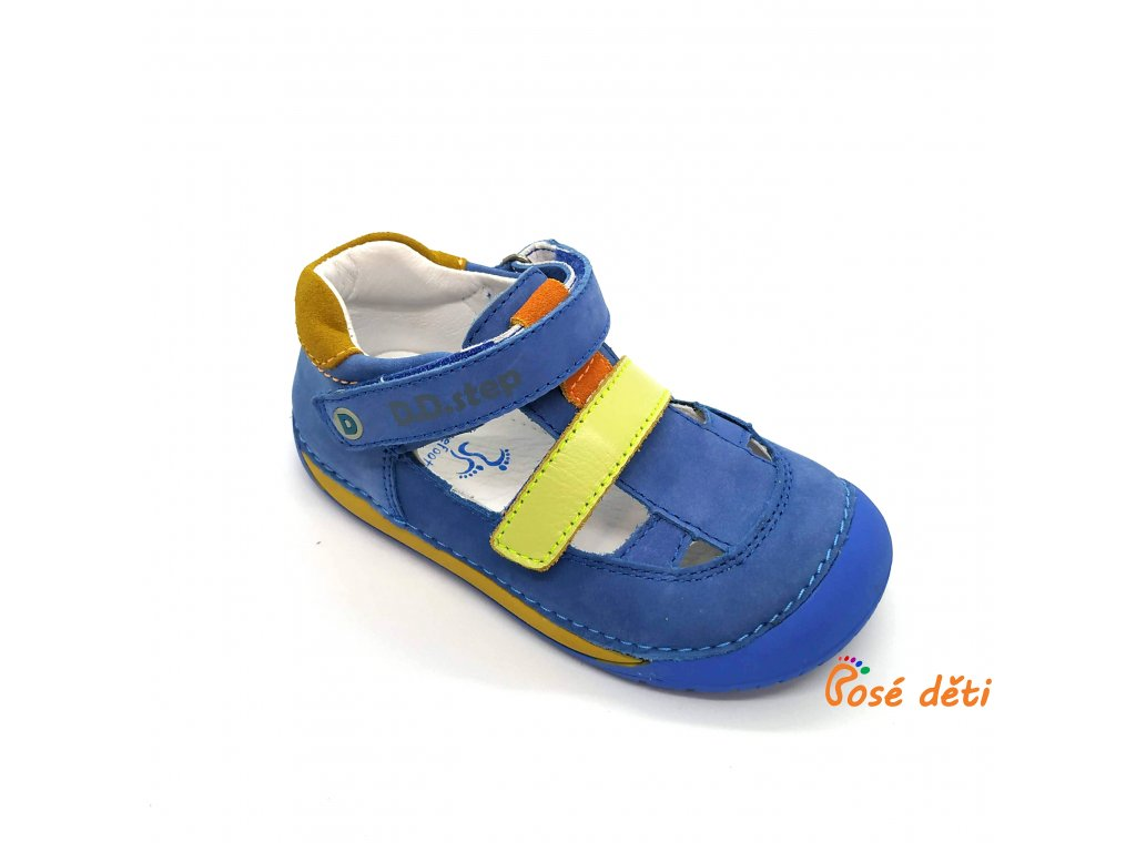 D.D.Step 070-698 blue