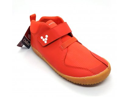 Vivobarefoot PRIMUS BOOTIE II All Weather Kids Fiery Coral