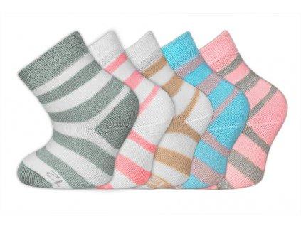 Babárek - bambusové ponožky