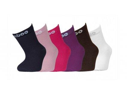 Bobik - bambusové ponožky