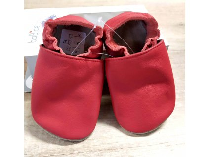 baBice barefoot - red