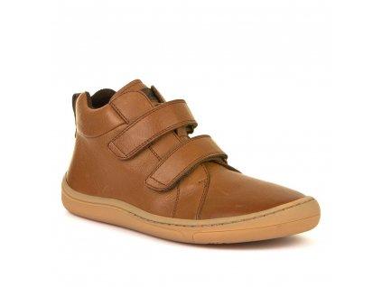 Froddo Barefoot Ankle Boot Brown - jaro