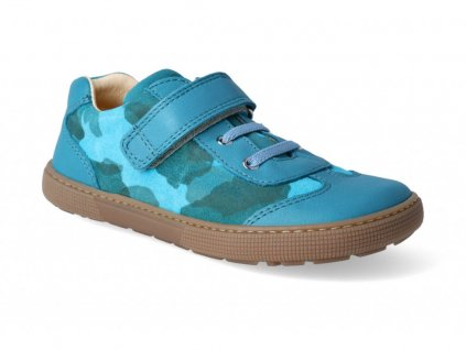 19395 3 barefoot tenisky koel4kids bernardo turquoise 2 3