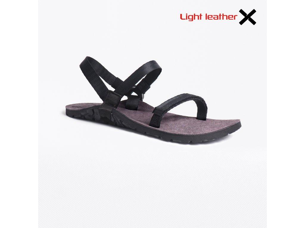 light leather x