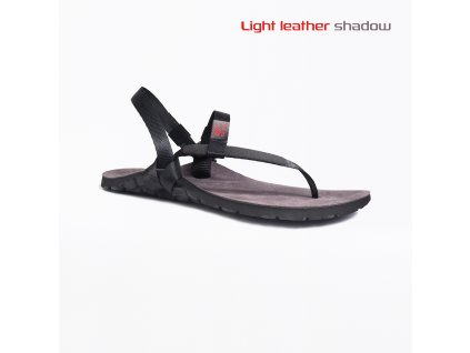 light leather shadow