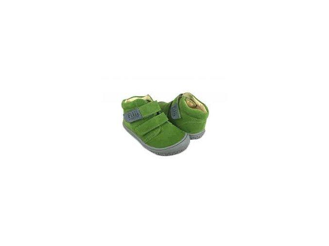 Filii Chameleon Velcro Velour Apple