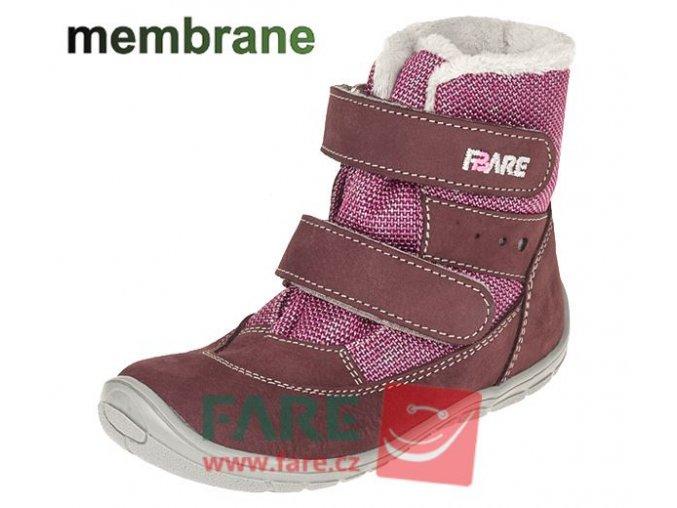 Fare bare Finky zimní B5441291, B5541291 s membránou