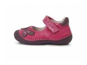 D.D. Step 015 - 138A - Dark Pink Baleríny