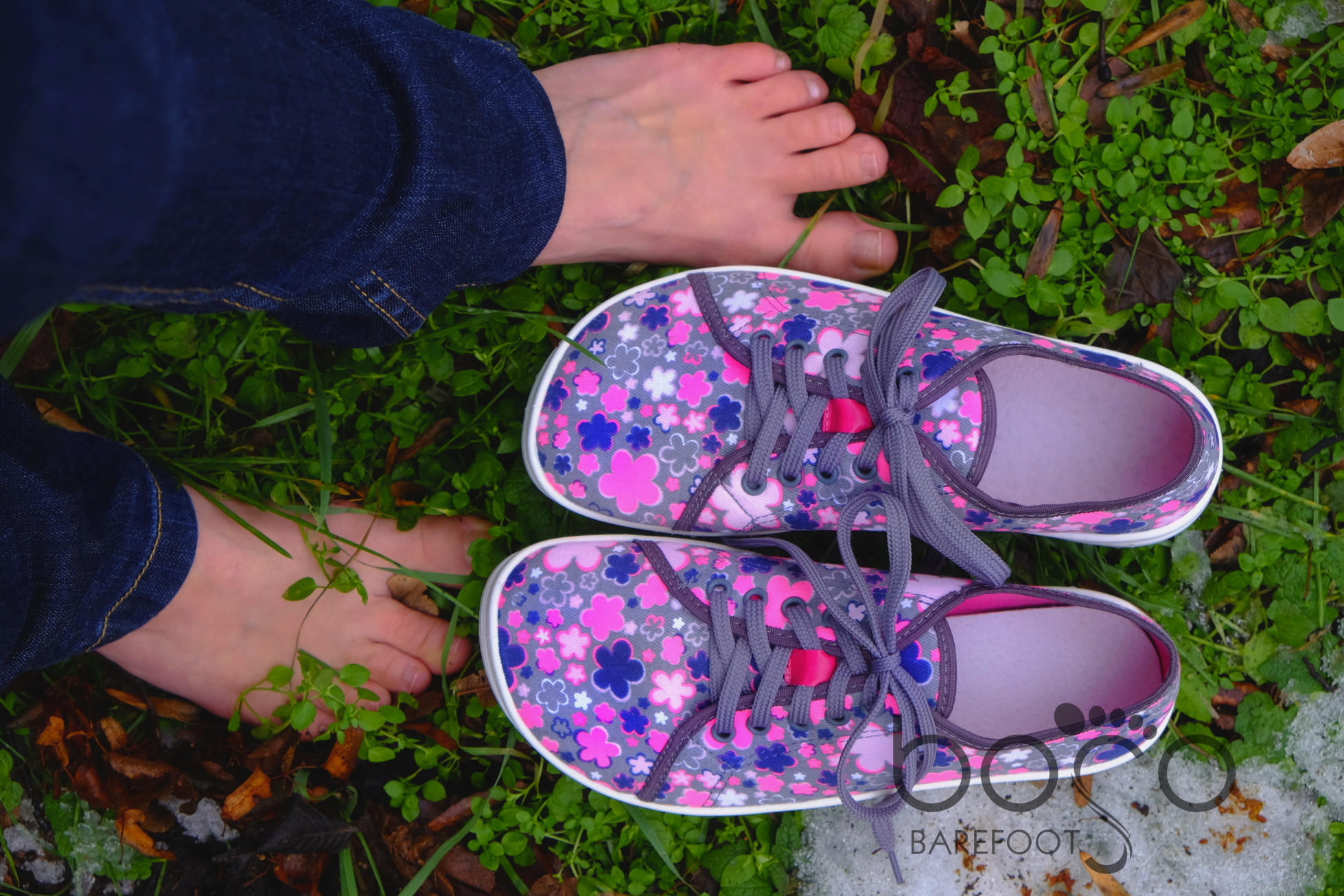 Barefoot tenisky Peerko - první dojmy