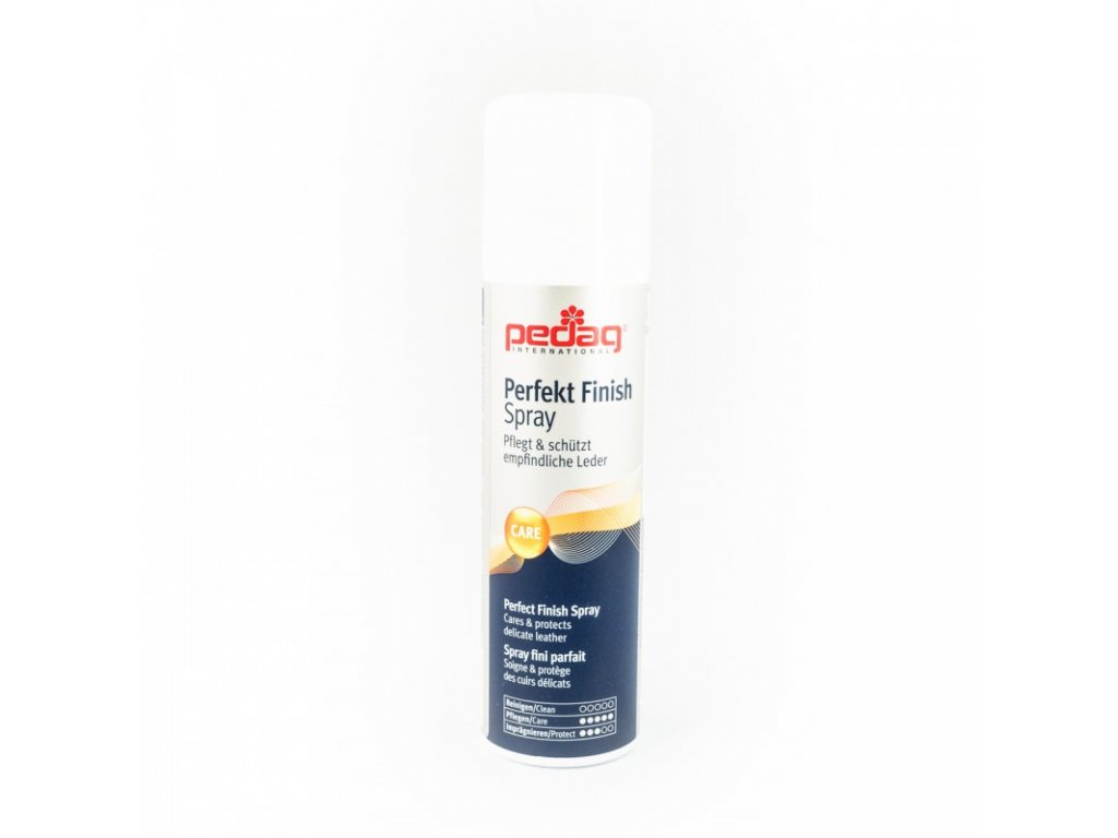 pedag perfect finish spray 1