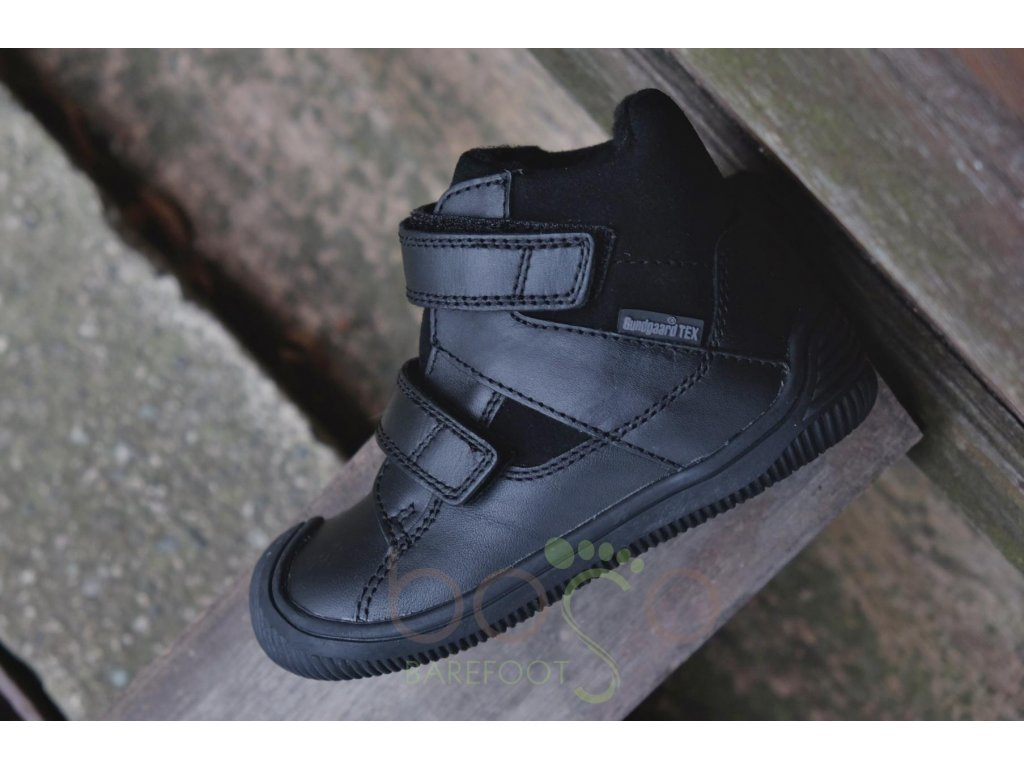 bundgaard walk velcro tex black 3