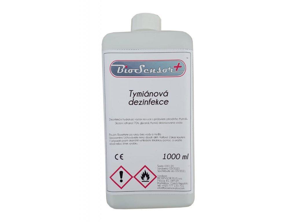 tymianova desinfekce 1000ml