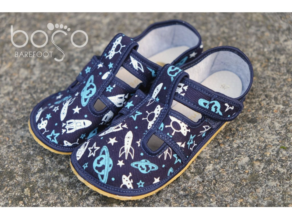 anatomic papuce barefoot kosmos b 1