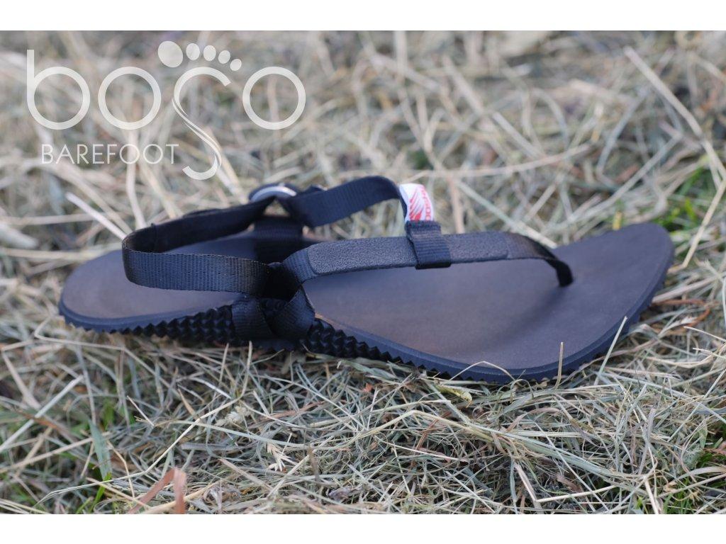 bosky shoes enduro cerná 6