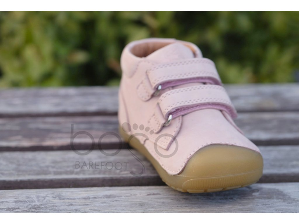 bundgaard petit velcro old rose 7