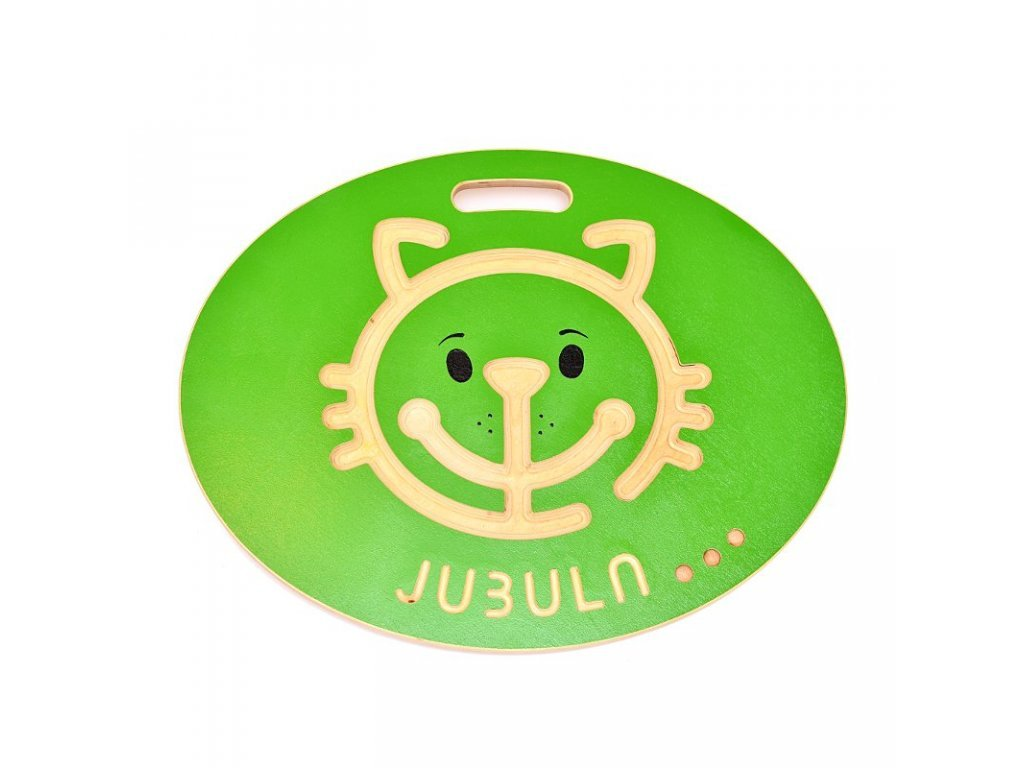 houpee jubula cat green
