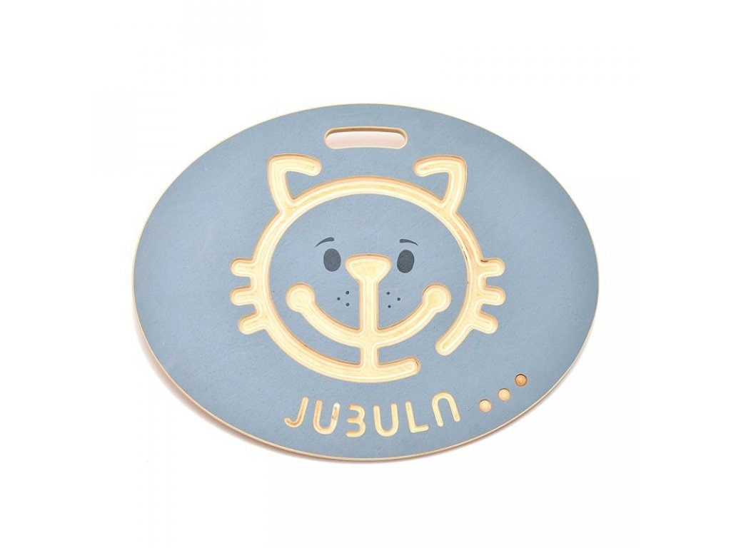 houpee jubula cat grey