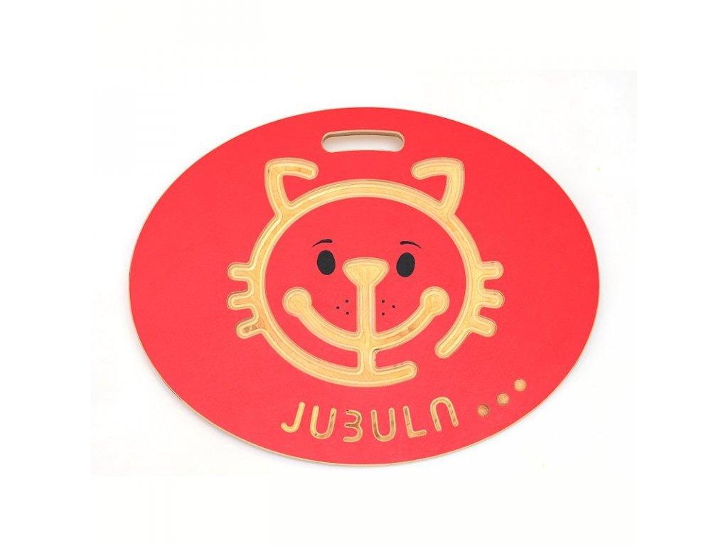 houpee jubula cat red